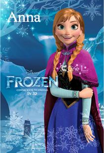 Frozen - Uma Aventura Congelante - Poster / Capa / Cartaz - Oficial 14