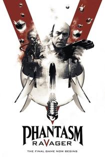 Phantasm: Ravager - Poster / Capa / Cartaz - Oficial 2