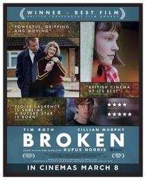 Broken - Poster / Capa / Cartaz - Oficial 4