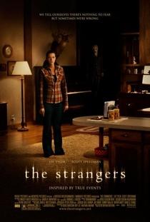 Os Estranhos - Poster / Capa / Cartaz - Oficial 3