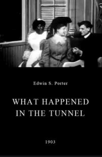 O Que Aconteceu no Túnel - Poster / Capa / Cartaz - Oficial 1