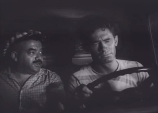 Não são as imagens - A Estrada (1956)