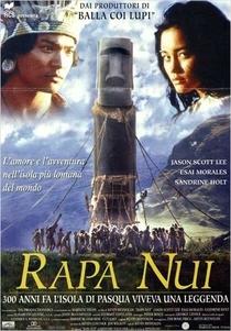 Rapa-Nui - Uma Aventura no Paraíso - Poster / Capa / Cartaz - Oficial 2