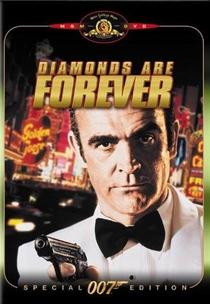 007 - Os Diamantes são Eternos - Poster / Capa / Cartaz - Oficial 6