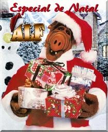 ALF, o Eteimoso - Especial de Natal - Poster / Capa / Cartaz - Oficial 1