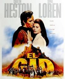 El Cid - Poster / Capa / Cartaz - Oficial 3