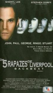 Backbeat - Os 5 Rapazes de Liverpool - Poster / Capa / Cartaz - Oficial 2