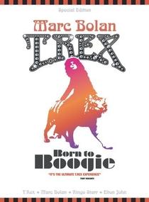 Born to Boogie - Poster / Capa / Cartaz - Oficial 1