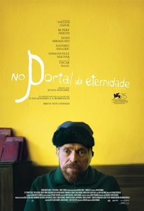No Portal da Eternidade - Poster / Capa / Cartaz - Oficial 2