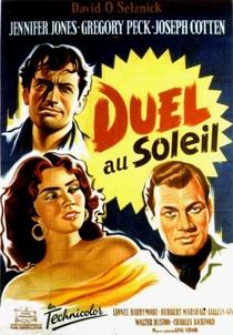 Duelo ao Sol - Poster / Capa / Cartaz - Oficial 3