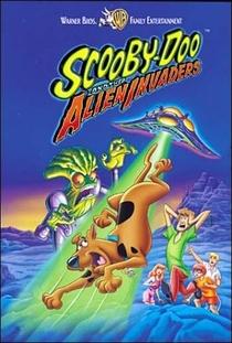 Scooby-Doo e os Invasores Alienígenas  - Poster / Capa / Cartaz - Oficial 1