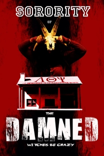 Sorority of the Damned - Poster / Capa / Cartaz - Oficial 1