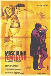 Masculino Feminino - Poster / Capa / Cartaz - Oficial 6