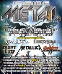Inside L.A. Metal - Poster / Capa / Cartaz - Oficial 1