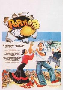 Popeye - Poster / Capa / Cartaz - Oficial 4