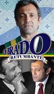 O Brado Retumbante - Poster / Capa / Cartaz - Oficial 1