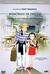 Memórias de Ontem - Poster / Capa / Cartaz - Oficial 10