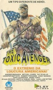O Vingador Tóxico - Poster / Capa / Cartaz - Oficial 2