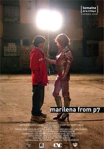Marilena de la P7 - Poster / Capa / Cartaz - Oficial 1