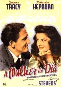 A Mulher do Dia - Poster / Capa / Cartaz - Oficial 4
