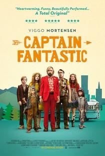 Capitão Fantástico - Poster / Capa / Cartaz - Oficial 4