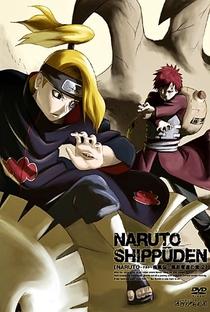 Naruto Shippuden (1ª Temporada) - Poster / Capa / Cartaz - Oficial 5