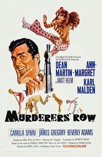 Matt Helm Contra o Mundo do Crime - Poster / Capa / Cartaz - Oficial 1