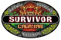 Survivor: Cagayan (28ª Temporada) - Poster / Capa / Cartaz - Oficial 2