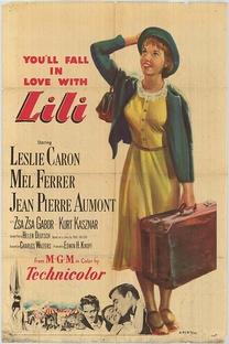 Lili - Poster / Capa / Cartaz - Oficial 1