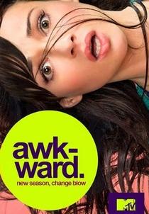 Awkward. (4ª Temporada) - Poster / Capa / Cartaz - Oficial 2