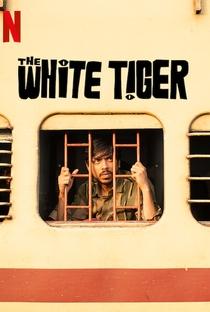 O Tigre Branco - Poster / Capa / Cartaz - Oficial 3