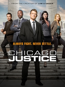 Chicago Justice (1ª Temporada) - Poster / Capa / Cartaz - Oficial 1