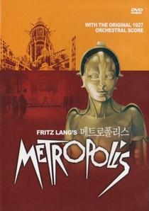 Metrópolis - Poster / Capa / Cartaz - Oficial 26