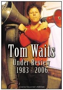 Tom Waits - Under Review: 1983-2006 - Poster / Capa / Cartaz - Oficial 1