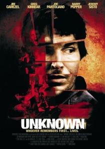 Os Desconhecidos - Poster / Capa / Cartaz - Oficial 4