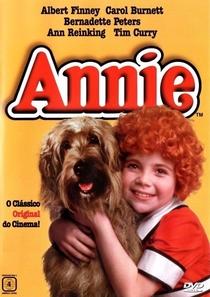 Annie - Poster / Capa / Cartaz - Oficial 5