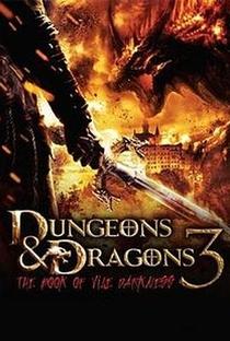 Dungeons & Dragons 3 - O Livro Da Escuridão - Poster / Capa / Cartaz - Oficial 6