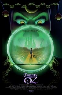 A Lenda de Oz - Poster / Capa / Cartaz - Oficial 2