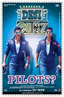 Desi Boyz - Poster / Capa / Cartaz - Oficial 5