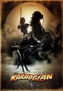 Karaoglan - Poster / Capa / Cartaz - Oficial 1