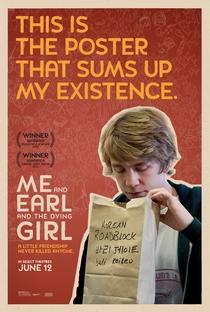 Eu, Você e a Garota Que Vai Morrer - Poster / Capa / Cartaz - Oficial 13