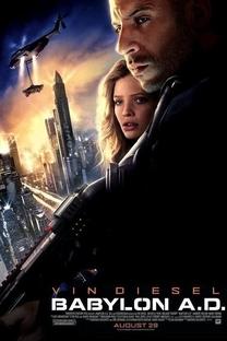 Missão Babilônia - Poster / Capa / Cartaz - Oficial 6