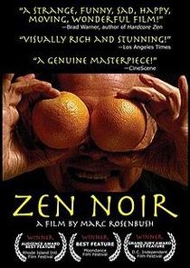 Zen Noir - Poster / Capa / Cartaz - Oficial 1