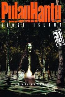 Ghost Island  - Poster / Capa / Cartaz - Oficial 1