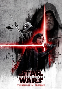 Star Wars: Os Últimos Jedi - Poster / Capa / Cartaz - Oficial 24