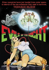 Evils of the Night - Poster / Capa / Cartaz - Oficial 2