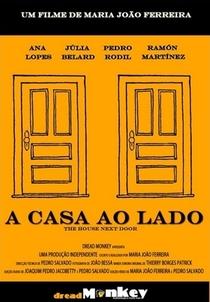 A Casa ao Lado - Poster / Capa / Cartaz - Oficial 1
