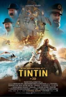 As Aventuras de Tintim - Poster / Capa / Cartaz - Oficial 3