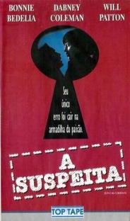 A suspeita - Poster / Capa / Cartaz - Oficial 2