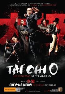 Tai Chi 0 - Poster / Capa / Cartaz - Oficial 3